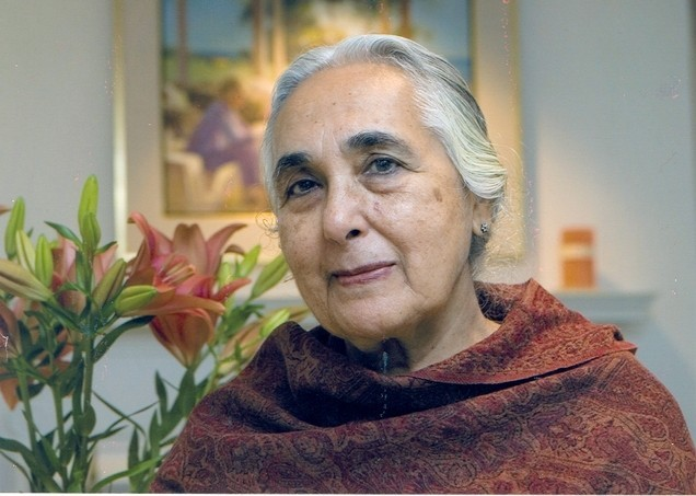 Romila Thapar. Something is missing..