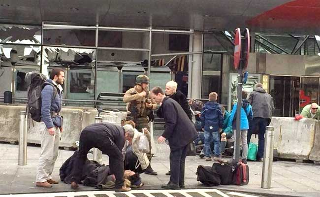 Brussels. Islam, War on Terror, History..