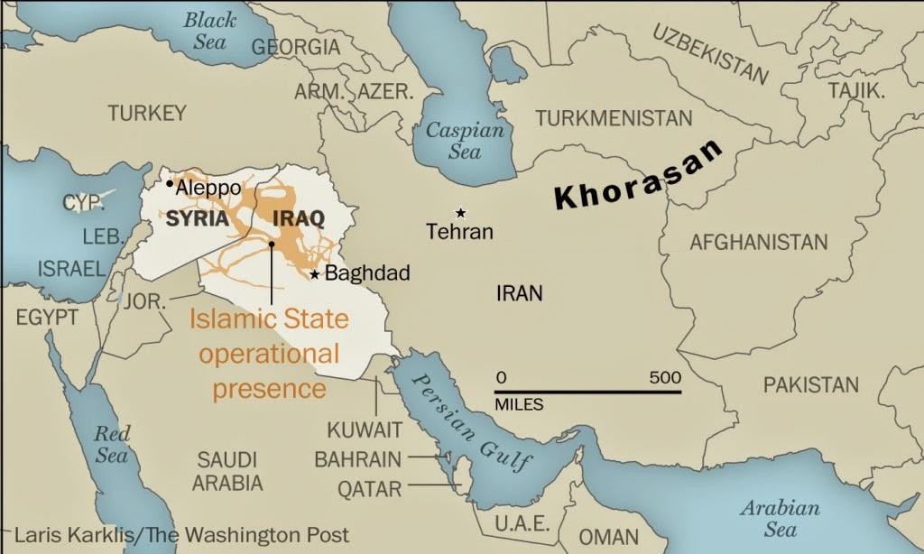 """Vanguards of Khorasan"""
