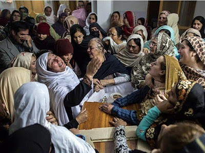 Massacre of the Innocents: Death Comes Again to Peshawar