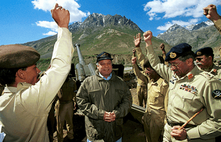 Musharraf's Coup. October 1999
