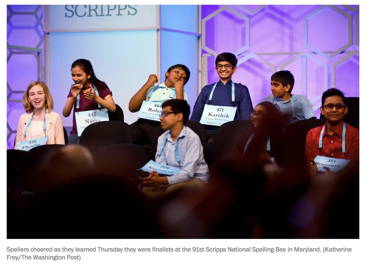 Dallas area teen wins National Spelling Bee