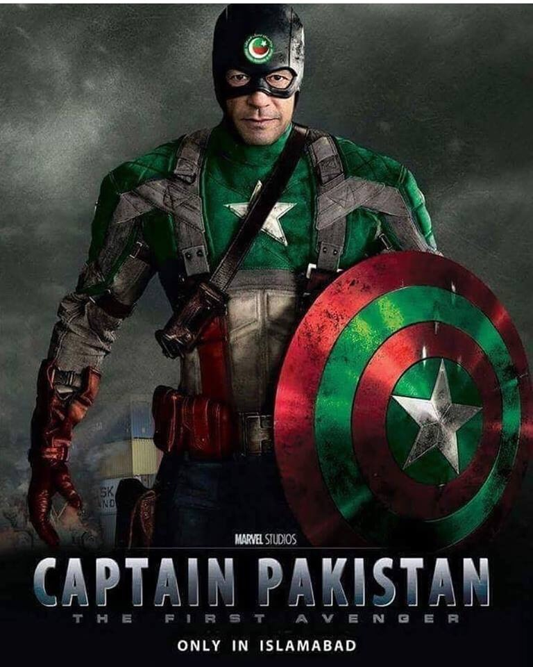 Captain Pakistan and the Faustian Pact